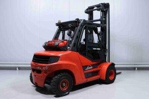 Linde H 80T-900 (396) - 8.000kg