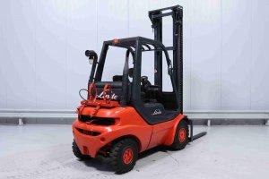 Linde H 25T (351) - 2.500kg